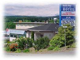 Haida Way Motor Inn Port Mcneill British Columbia