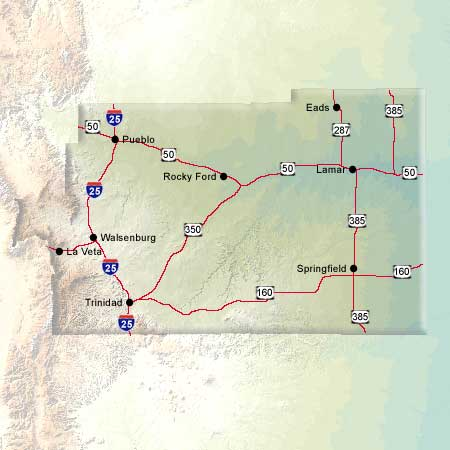 that Colorado received its first U.S. emissaries led by Zebulon Pike,