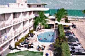 Gold Coast Beach Resort Hotel Fort Lauderdale Florida