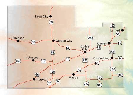 Southwest Region Kansas