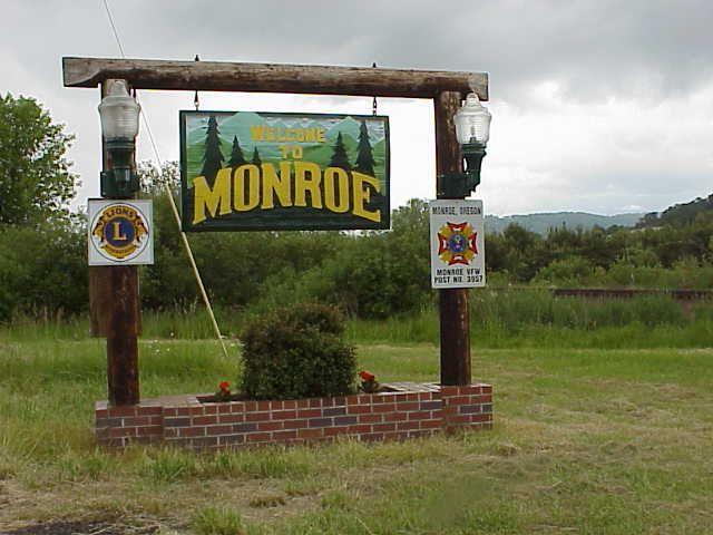 Image result for monroe oregon